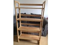 John Lewis collapsible shelves