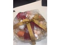 Various Bath Hampers available to order