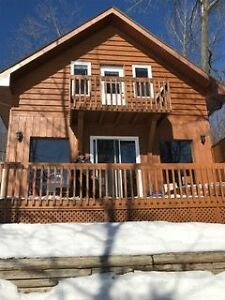 Waterfront Cottage for Sale - Lac Sinclair
