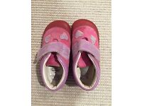 baby girls shoes and boots - size 22