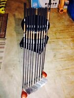 GOOD CONDITION GOLF CLUBS