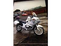 BMW 1150 RT Silver £3150 ono