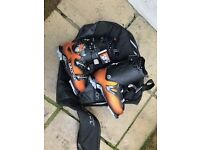 Salamon Quest Access ski boots UK size 8, never used