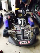 GO KART AX6 6 HP Glamorgan Vale Ipswich City Preview