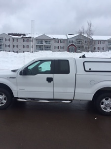 2011 F-150 XLT extended cab 4WD,  3.5L, 6cyl Ecoboost