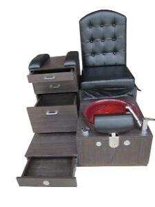 Barber chairs Salon furniture & Equipment, pedicure chairs West Island Greater Montréal image 6