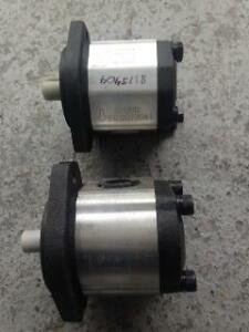 New Hydraulic Pumps