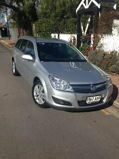 2008 Holden Astra Wagon AH MY08 Turbo Diesel Sports Automatic Glenelg North Holdfast Bay Preview