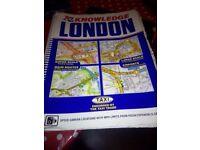 London Knowledge Atlas by Geographers AZ Map Company