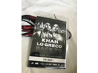 Matchroom Boxing Fight Pass - Amir Khan v Phil Lo Greco!! 3 VIP Tickets! £400 Each