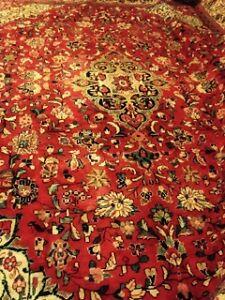 Persian hand made rug 10x13