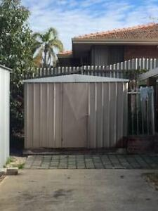 Garden Shed - FREE  - 3m x 3m, fair condition, dismantled Beechboro Swan Area Preview