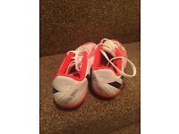 Boys Size 4 Adidas Football Boots