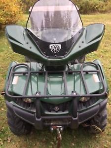 2008 Yamaha 350  Kodiak ($4,200)
