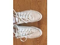 White Cheerleading Competition Womens Shoes Kaepa Size 5