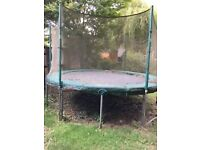 Trampoline - 12ft TP life time guarantee