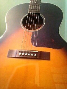 Trade Epiphone L00 for your Epiphone Texan