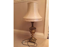 Brass Lamp stand - Two