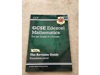GCSE Edexcel mathematics revision guide