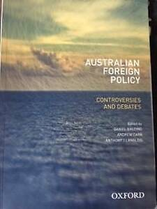 Text book - Australian Foreign Policy: Controversy & Debates