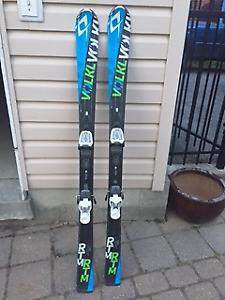 kids skis 140 cm