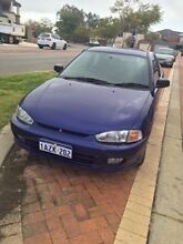 1998 Mitsubishi Lancer Coupe Stirling Stirling Area Preview