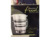 Russell Hobbs compact electric steamer