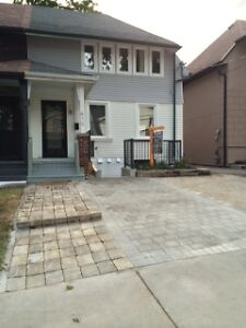 LESLIEVILLE Modern 1 Bedroom Basement Apt. with A/C & Laundry