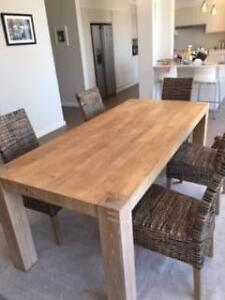 Freedom 'Cancun' Dining Table Sits 6-8 Bayview Pittwater Area Preview