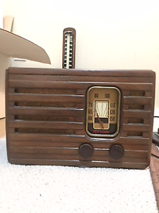 Vintage Radios and related items