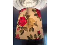 Cath Kidston brand new Royal Rose Shade 24cm diam, can deliver West/South Wales £20ono