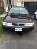 1996 Mercury Mystique Sedan great condition