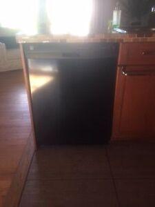 Lave-vaisselle noir Kenmore