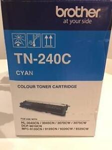 Brother Genuine Ink Cartridges TN-240 Bendigo Bendigo City Preview