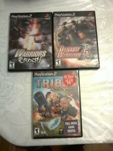 Ps2- Games for sale-(All 3 games!)-$5.00