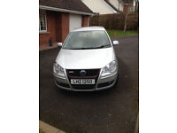 2008 Volkswagen Polo 1.2 Match 60, 3 door (Petrol), , MOT to 29th August 2017