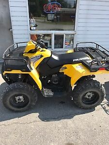 Mint 2011 Polaris Sportsman 500 H.O 4x4