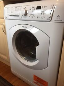 HOTPOINT AQUARIUS WASHER/DRYER WDF756