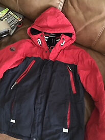 Boys Winter Coat. Age 12.