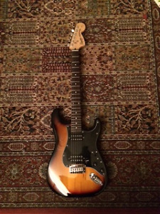Late 90's Squire Strat, Mint Condition