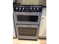 Stoves Freestanding electric double oven and hob in good clean condition