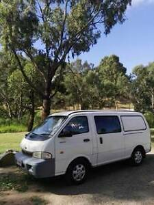 Campervan/Van Kia Pregio Backpacker Perth Perth City Area Preview
