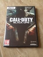 Call of Duty Black Ops 1 for PC - never used