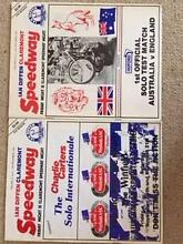 Old Claremont Speedway Programs Toodyay Toodyay Area Preview