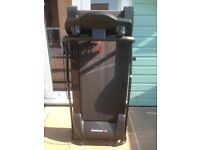 Treadmill , running machine . Confidence GTR Power Pro motorised Treadmill