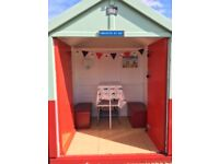 Beautiful Beach Hut at Hove Lawns