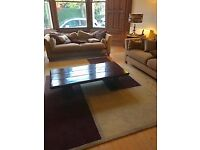 Wool Rug - Hand tufted John Lewis bespoke Collection 100% wool