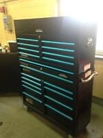 huge 18 drawer tool chest