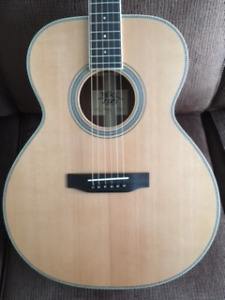 New BSG Acoustic guitar from Czech