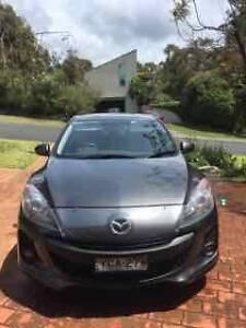 2013 Mazda Mazda3 Sedan Vincentia Shoalhaven Area Preview